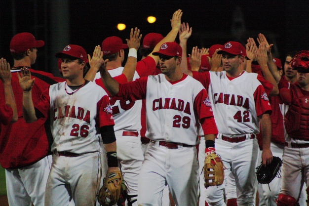 Canada comes back to avoid upset against Italy