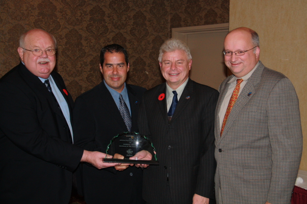 Baseball Canada Recognizes its Best at Convention