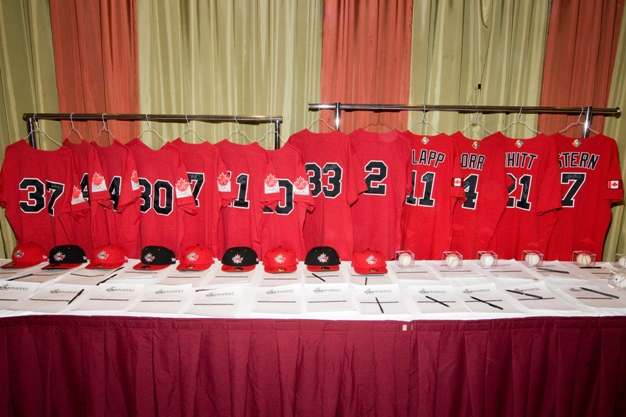 Baseball Canada National Teams Awards Banquet & Fundraiser to Feature Stars of Past, Present and Future