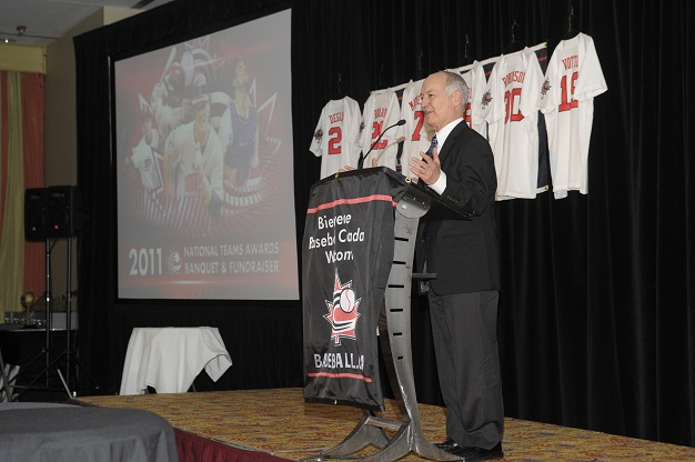National Teams Awards Banquet and Fundraiser a Resounding Success
