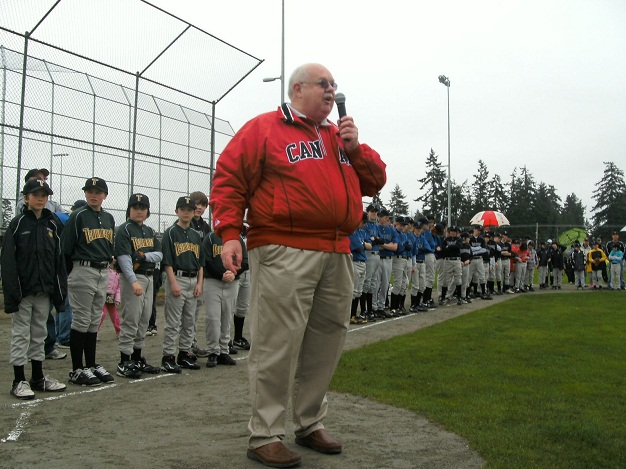 Sport BC set to honour Baseball Canada President for lifetime achievement