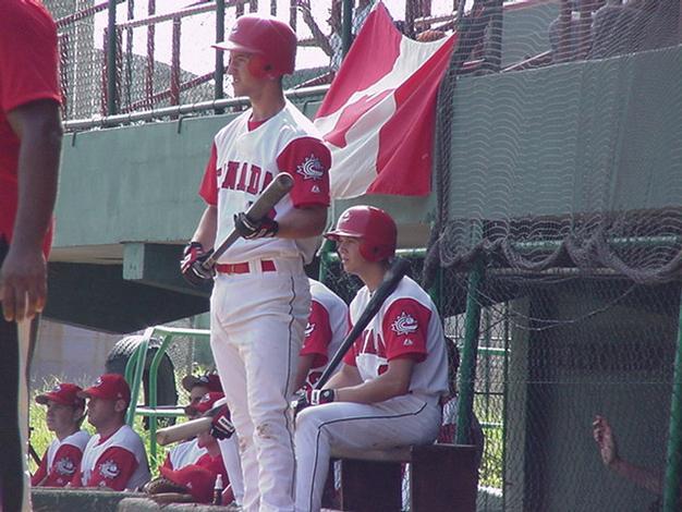Mike Griffin joint les rangs du baseball majeur et part pour la Chine
