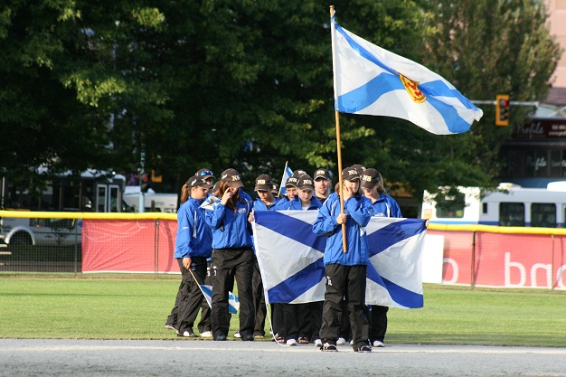 This Year in Baseball: Nova Scotia