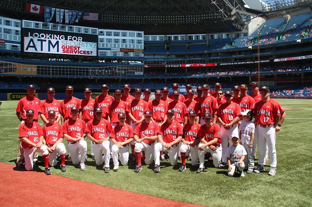 Juniors enjoy memorable Canada Day