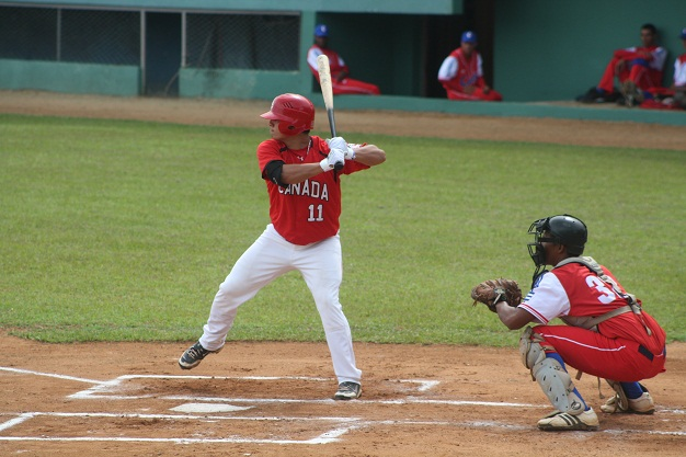 Juniors humbled in Cuba Series opener
