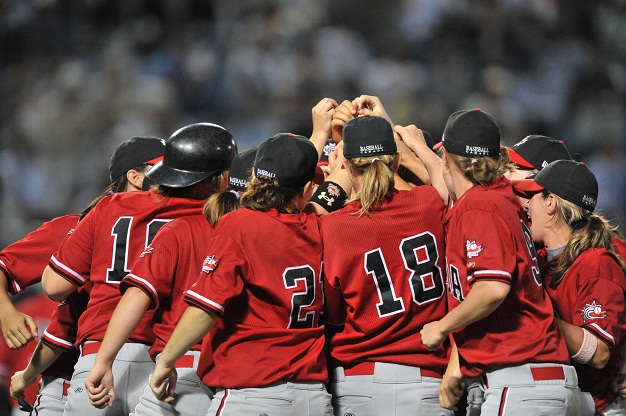 Baseball Canada announces Women
