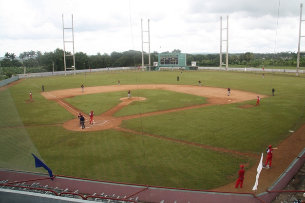 Demi-finale du concours du plus beau terrain de baseball au pays : Okotoks se mesure