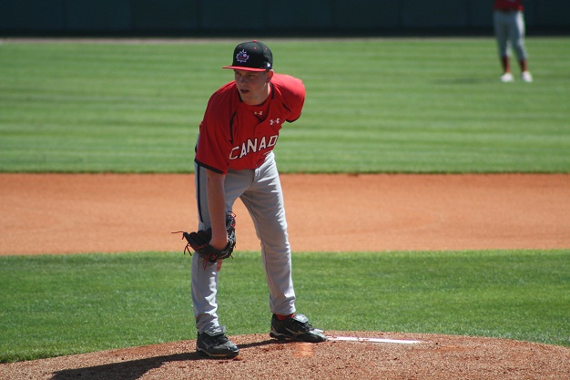 Coupe Baseball Canada : du grand Clayton Isherwood