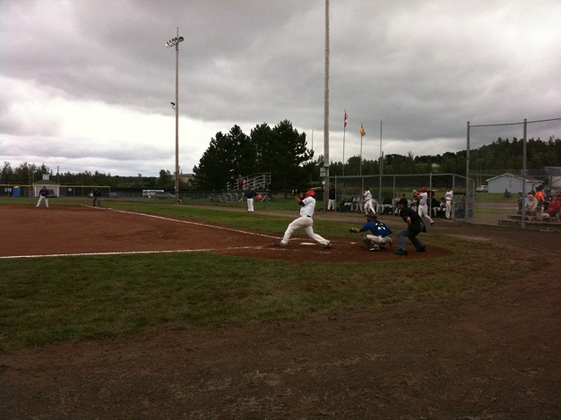 Canada Cup Update: Rain Wreaks Havoc on Day 1