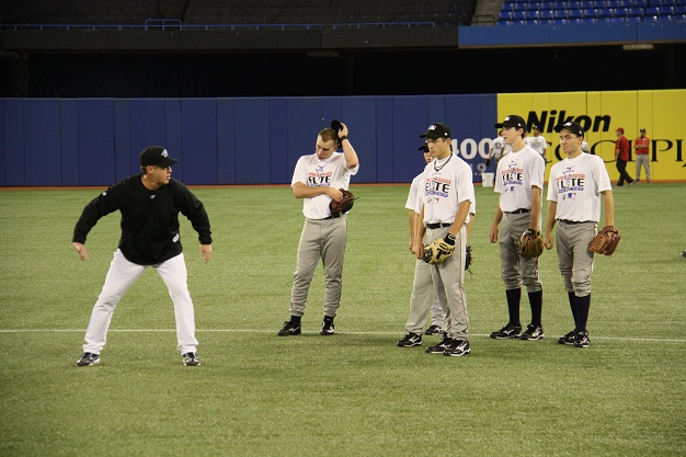 Baseball Canada to host Mizuno Camp