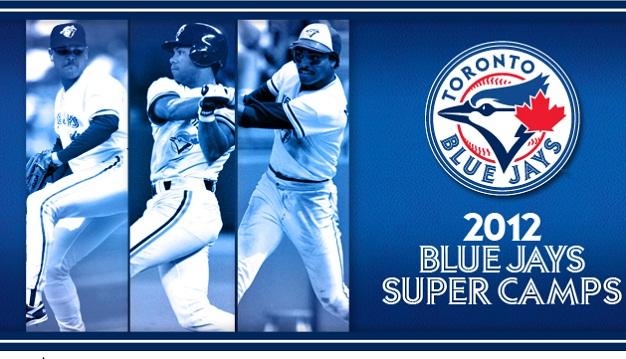 2012 Blue Jays Honda Super Camps