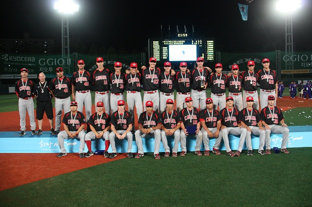 Top 12 of 2012: #3 – Junior National Team wins silver at IBAF 18U World Championship