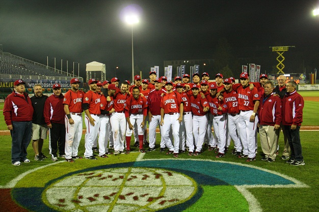 Top 12 of 2012: #1 – Canada qualifies for 2013 World Baseball Classic