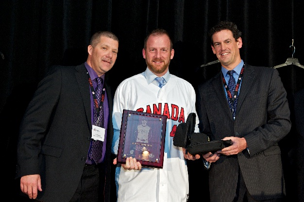 Baseball Canada National Teams Award Banquet and Fundraiser provides another memorable evening