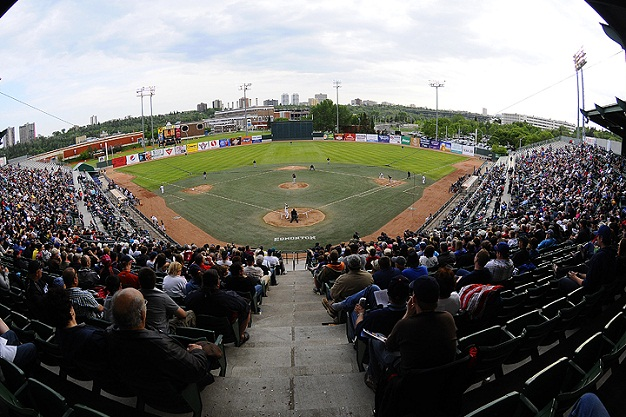 Canadian National Oldtimers Baseball Championships heads to Edmonton in 2013