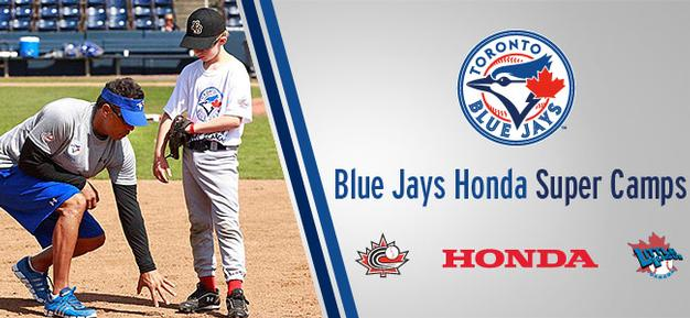 BLUE JAYS HONDA SUPER CAMPS REACH ALL PROVINCES IN 2013