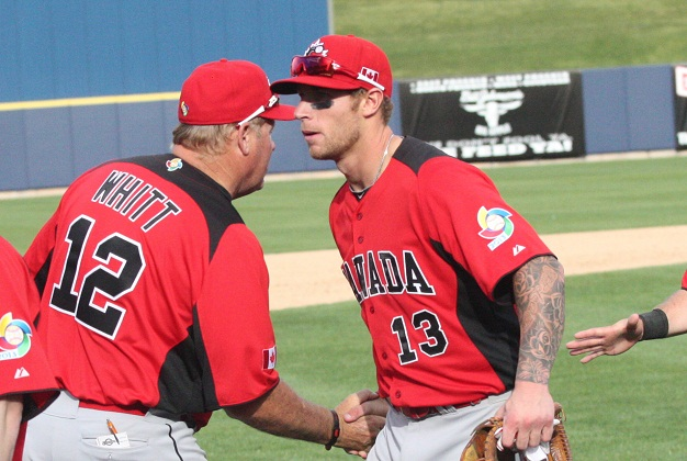 Lawrie out for Canada, Friday game changed to Chase Field