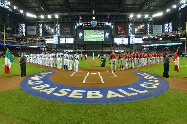 Plenty of reasons to watch the WBC this weekend