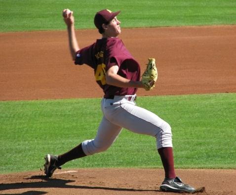 JNT grad Ryan Kellogg tosses no-hitter