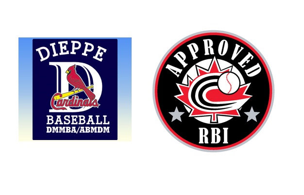 Dieppe Minor Baseball now RBI Approved!