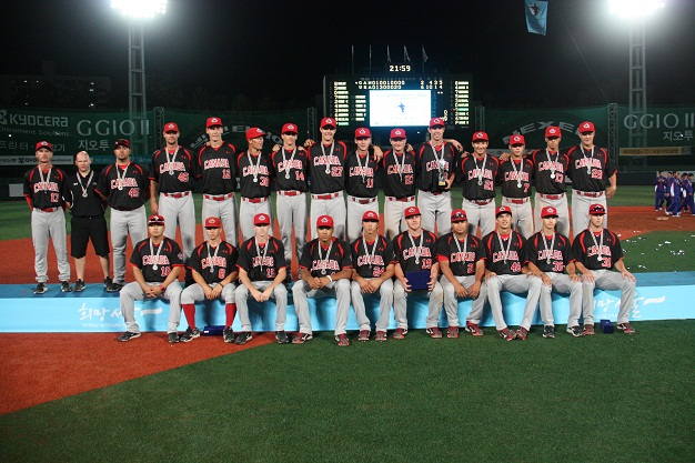 Groups set for IBAF 18U Worlds in Taichung