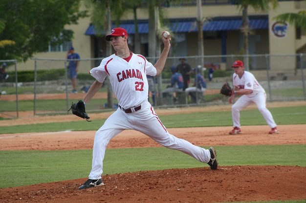 Baseball Canada announces roster for Dominican Summer League Camp