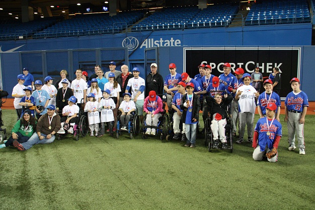 First ever Challenger Baseball Jamboree an overwhelming success