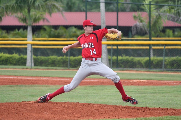 Baseball Canada announces roster for New England Summer Tour
