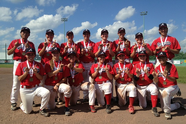 Senior Women Invitational: Ontario captures gold