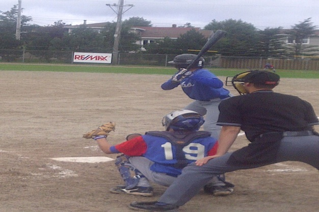 13U Championship:  Tri County Meets Host Fredericton in Gold Medal Game