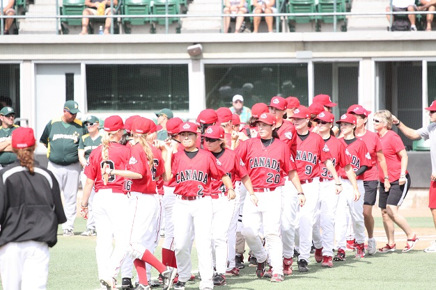 IBAF announces countries for the 2014 Women's Baseball World Cup