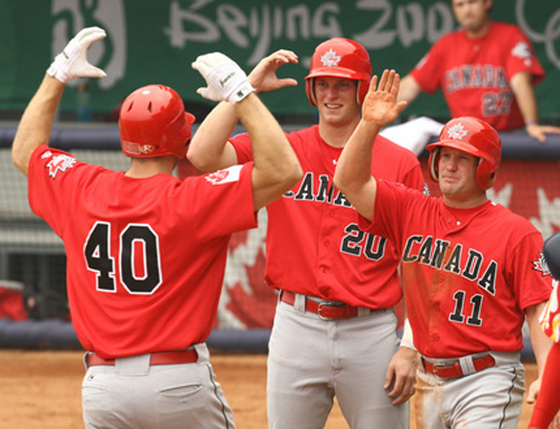 Canada Ranked Seventh in First Ever Baseball World Rankings