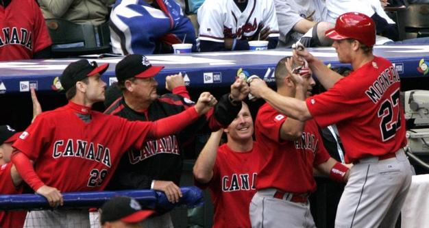 Baseball Canada Unveils its WBC Final Roster