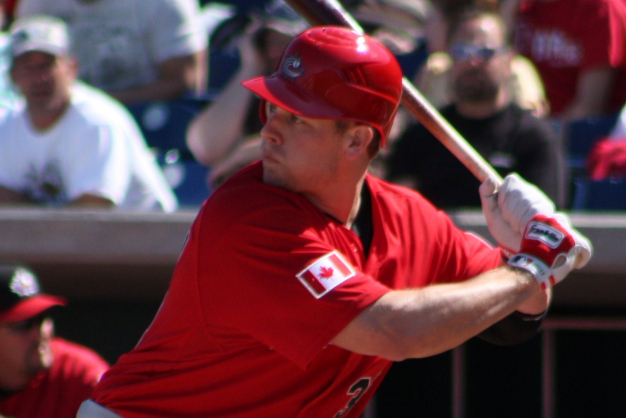 Canada Falls to Phillies in Exhibition Play