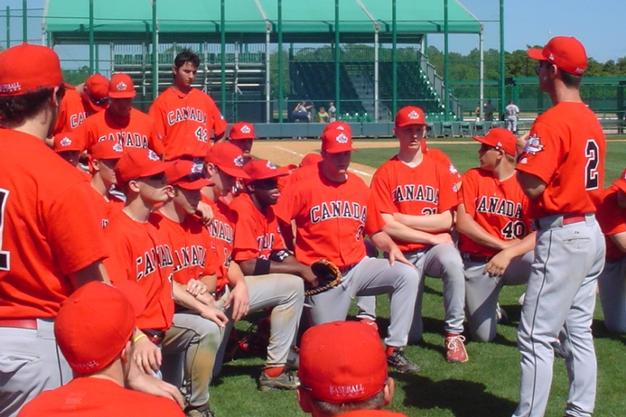 Baseball Canada Announces Junior National Team's Spring Training Camp Schedule