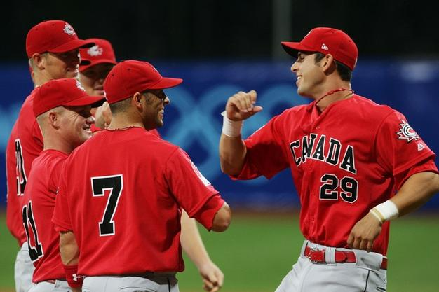 Canada Eighth in Recent IBAF World Rankings