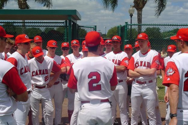 Baseball Canada Announces Junior Team Summer Schedule