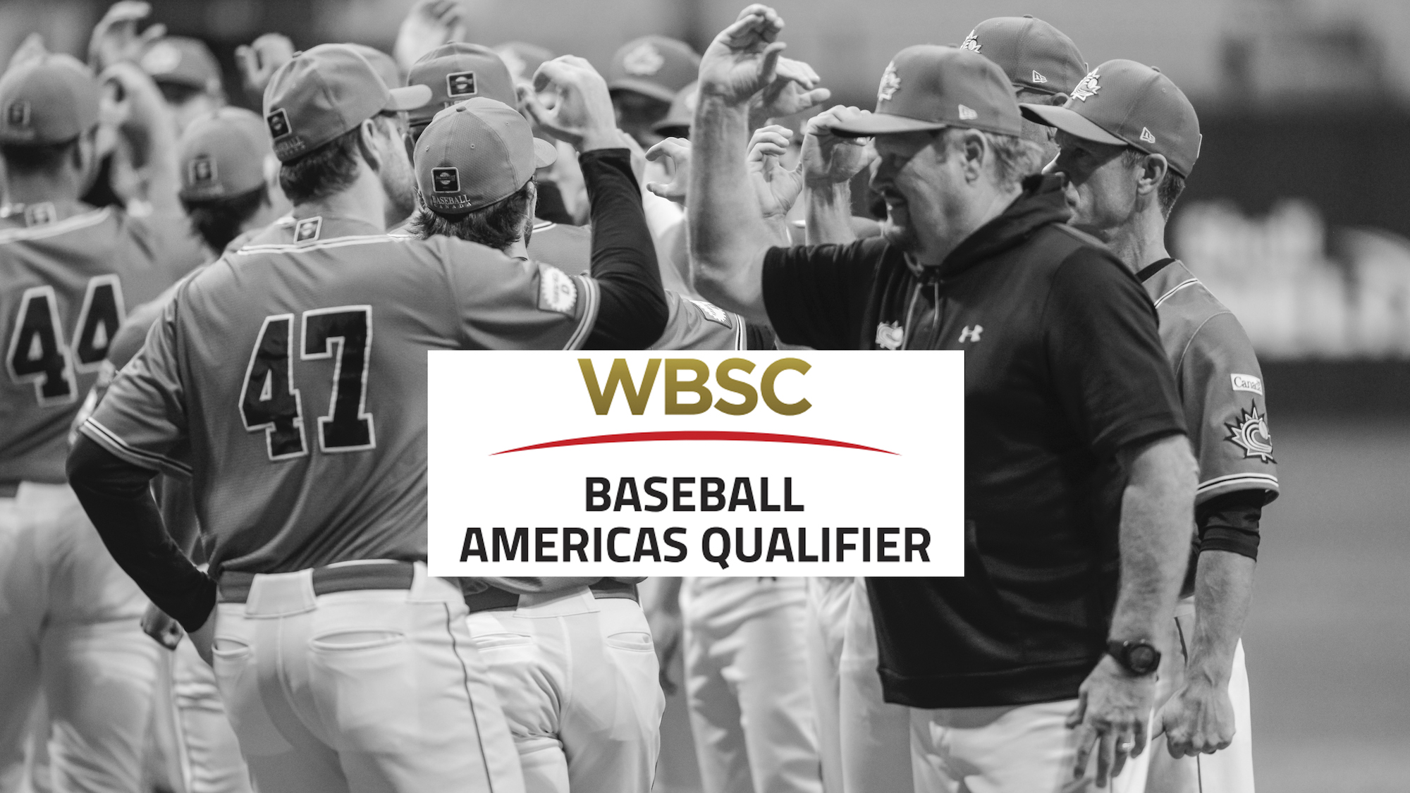 Schedule, dates, locations announced for WBSC Americas Baseball Olympic Qualifier