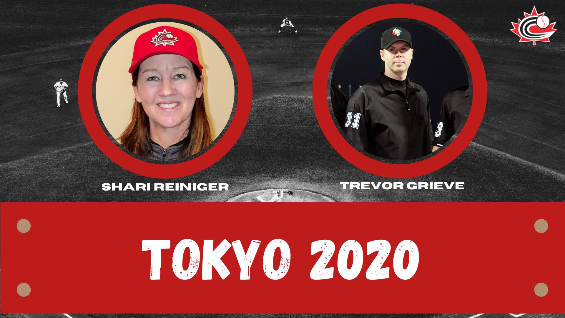 Tokyo 2020 'a dream come true' for Grieve and Reiniger