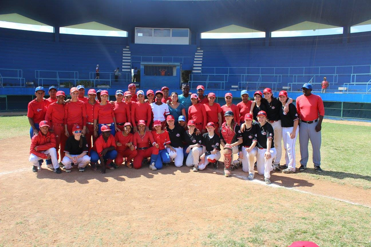 Register Today! 2018 Girls Baseball Development Camp in Cuba