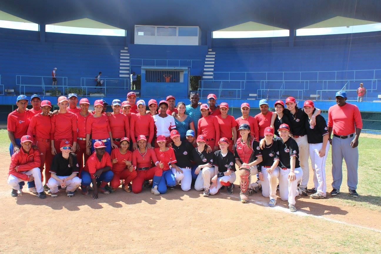 Next stop, Cuba for Girls Development Camp