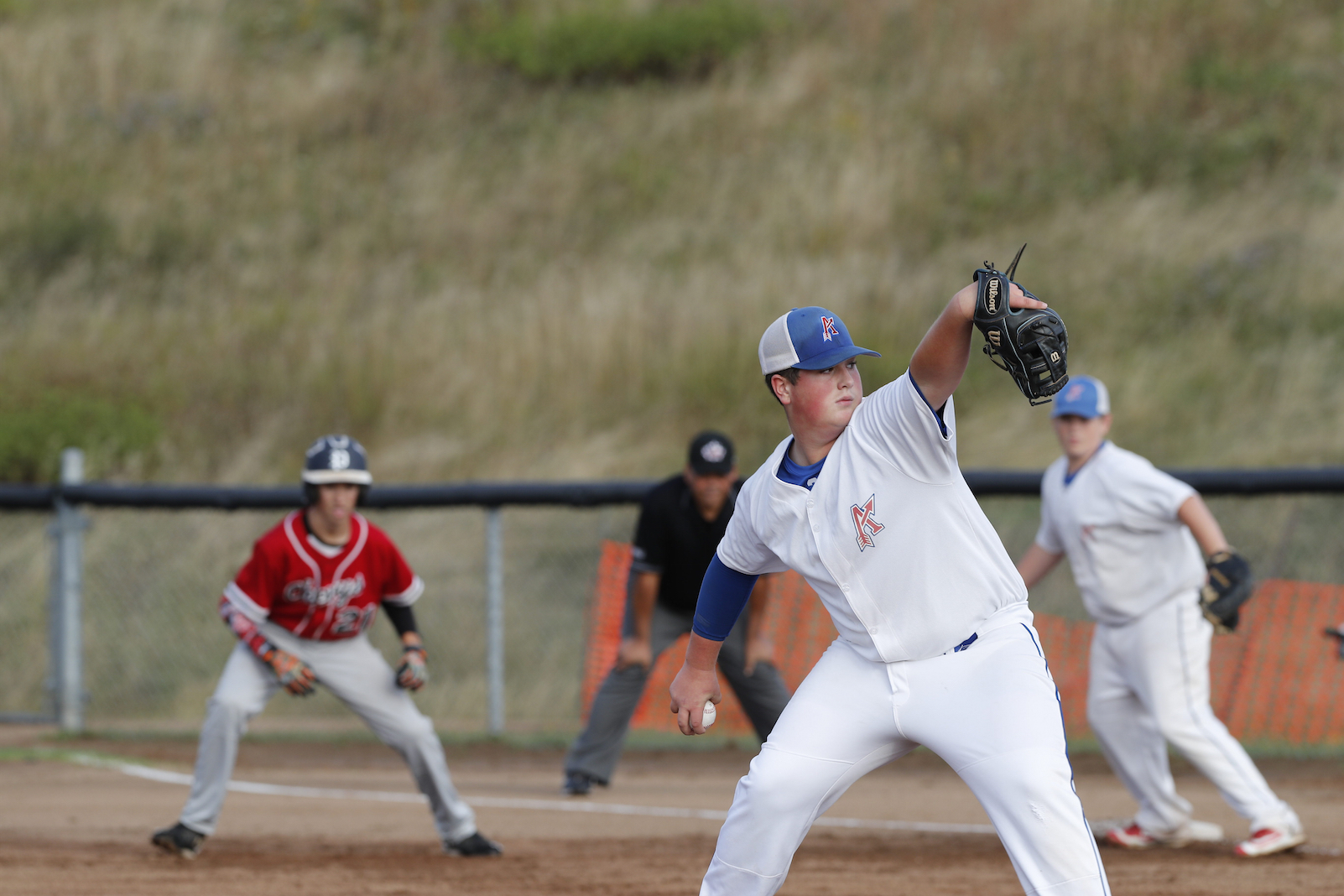 Baseball Canada Championships: Hosts and favourites impress at 13Us in Moncton