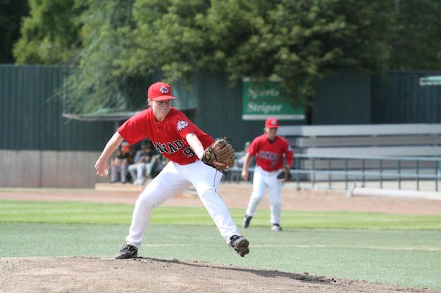 WNT Selection Camp: Three pitchers combine on shutout