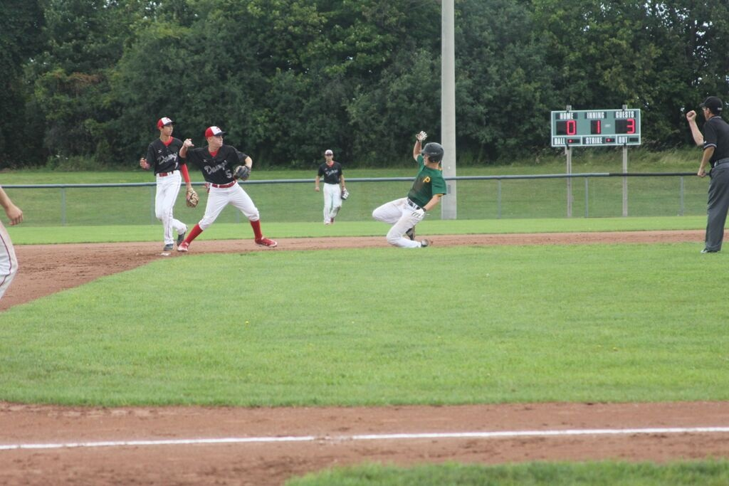 Baseball Canada Championships: Competition continues on Day 2