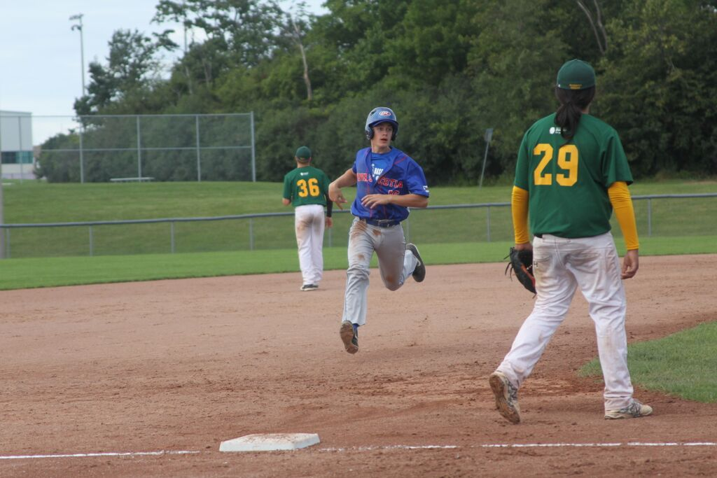 Baseball Canada Championships: Competition wraps up Friday