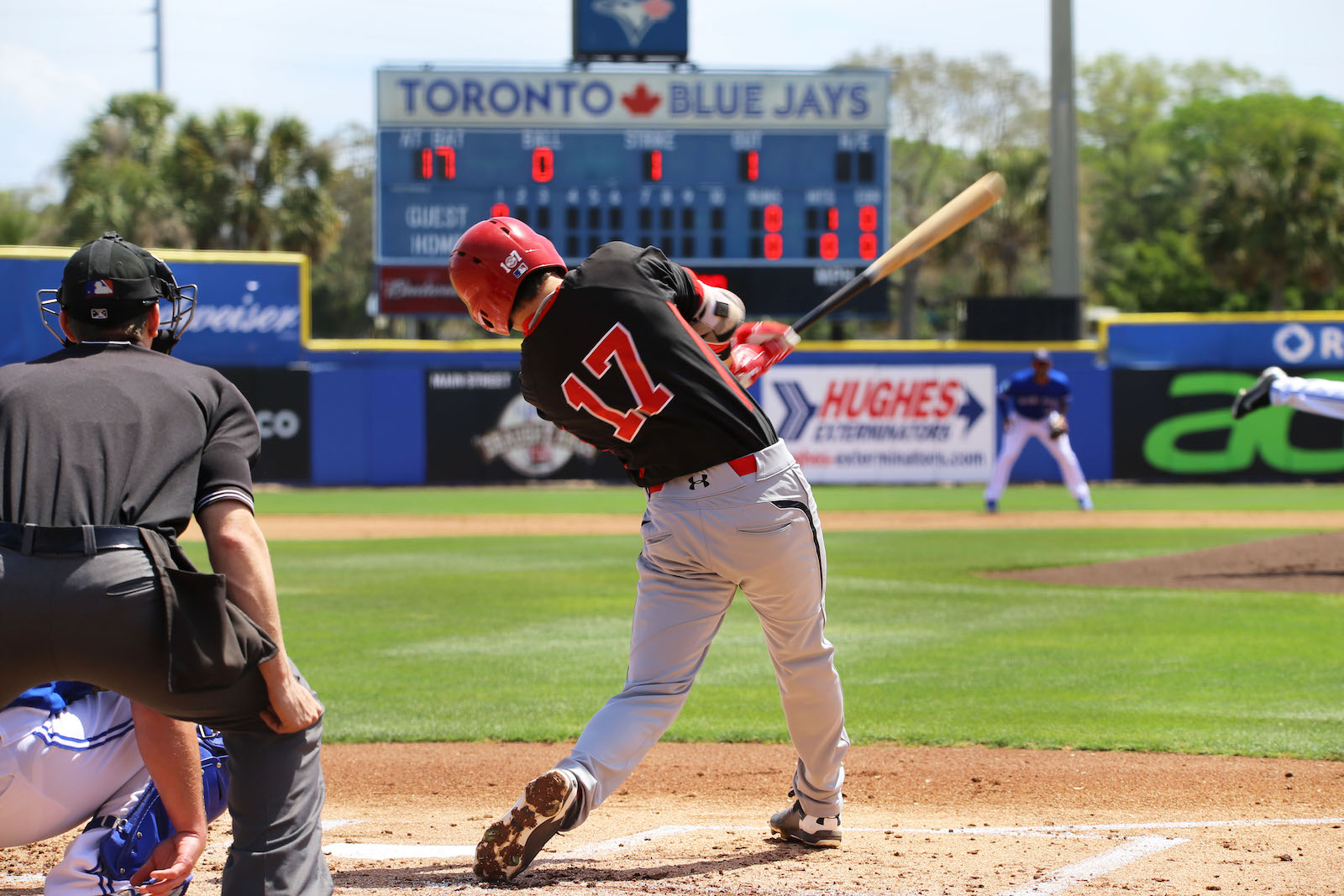 Junior National Team to face Blue Jays in spring contest