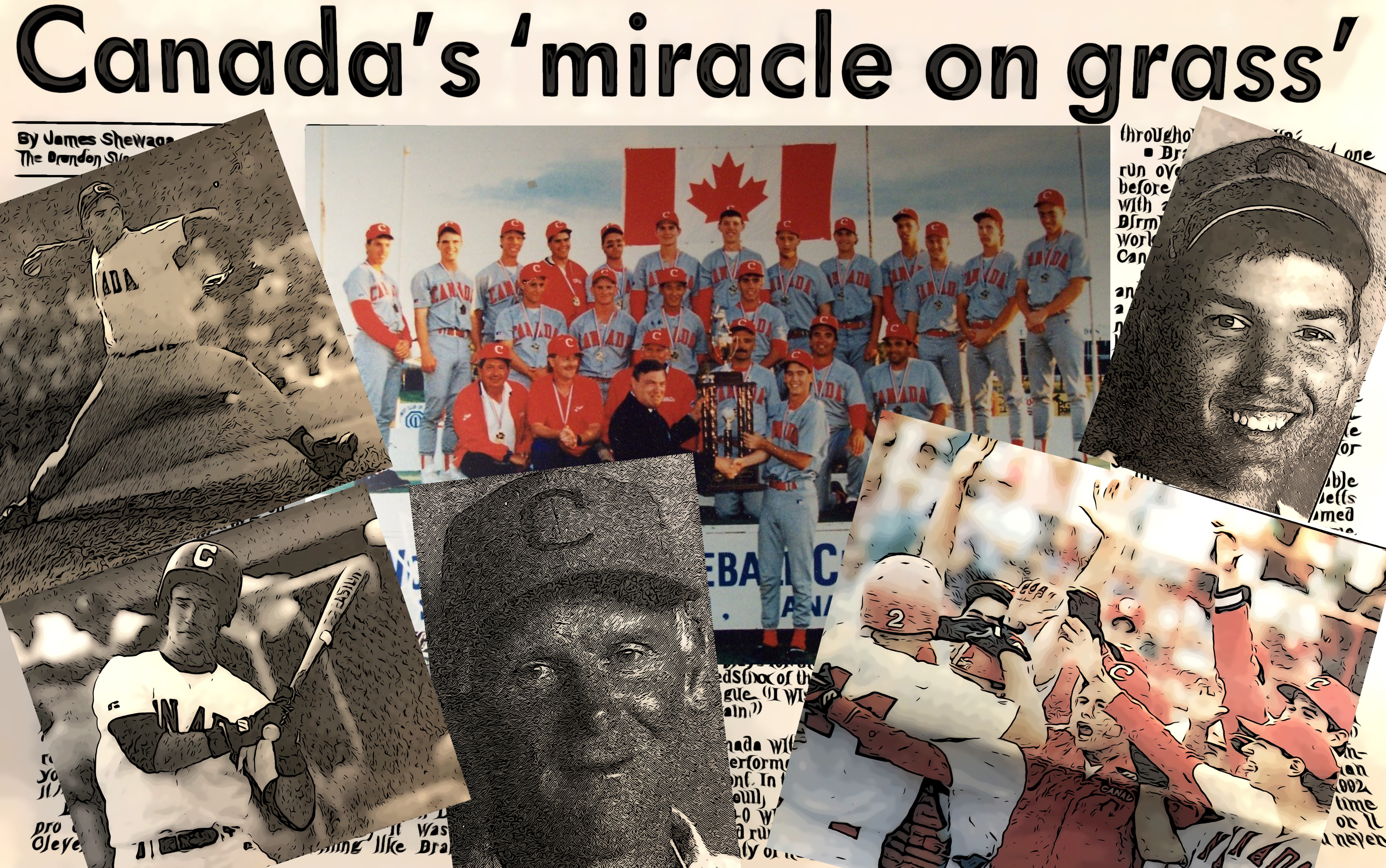 30 Years Later: Chemistry was key to Canada's 1991 world championship win