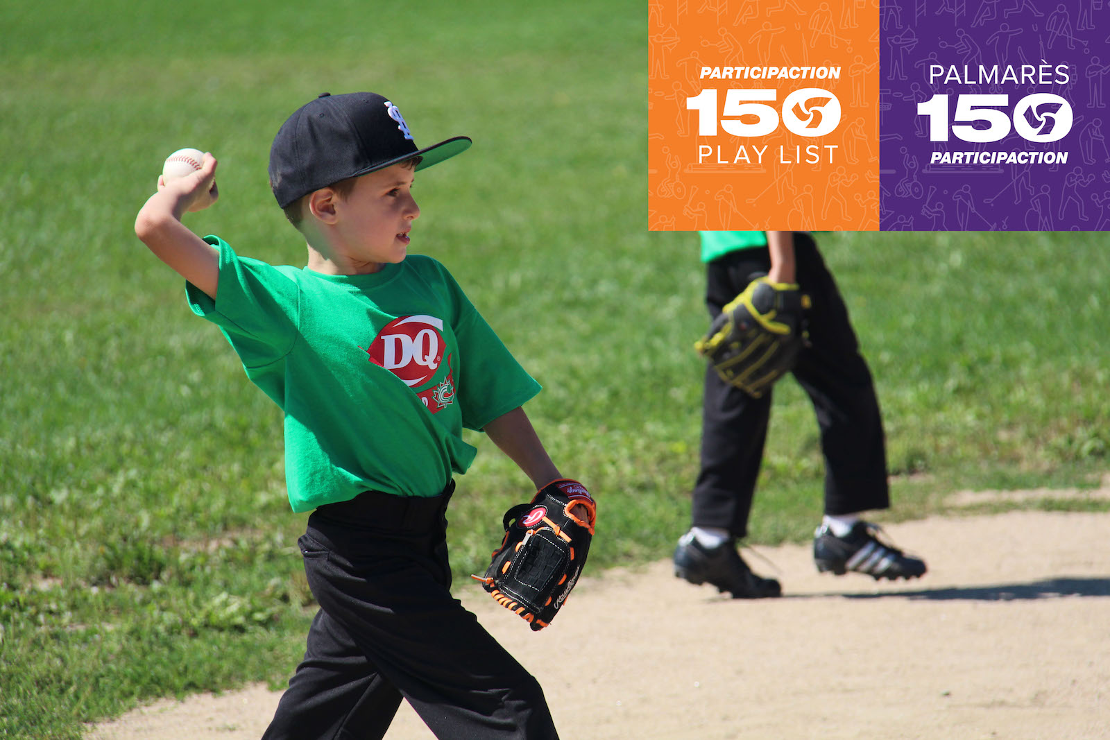 Help us celebrate Baseball's #150PlayList Sport Day on June 21st!