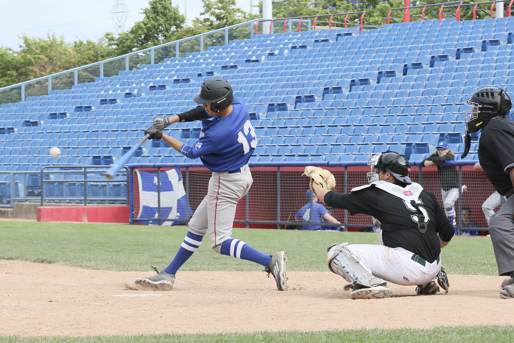 Baseball Canada Championships: Medal rounds set after edgy finish to round robin