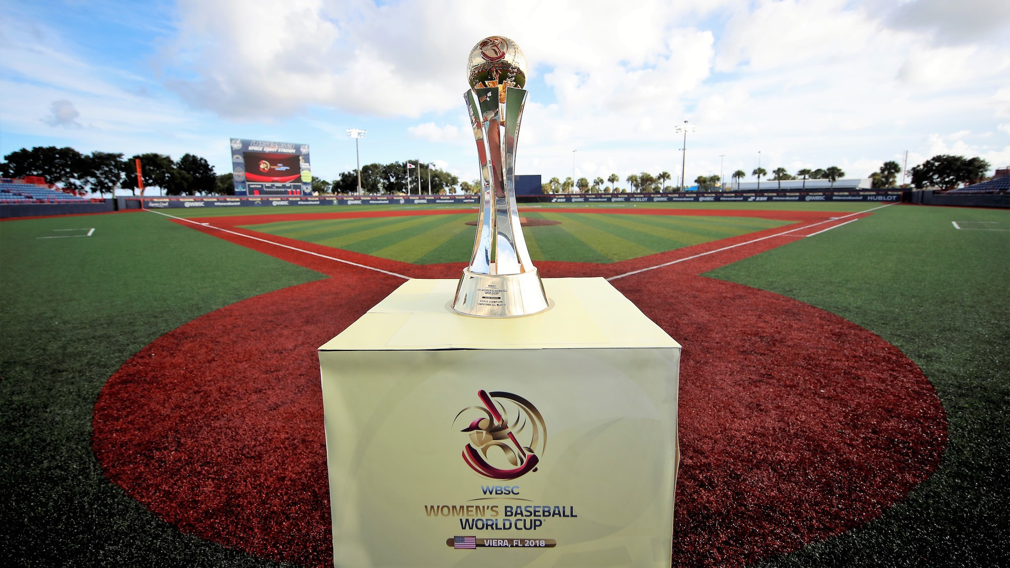 WBSC postpones Women's Baseball World Cup